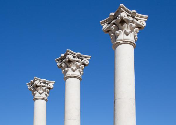 Blueberry Power Unternehmensberatung 3 Säulen