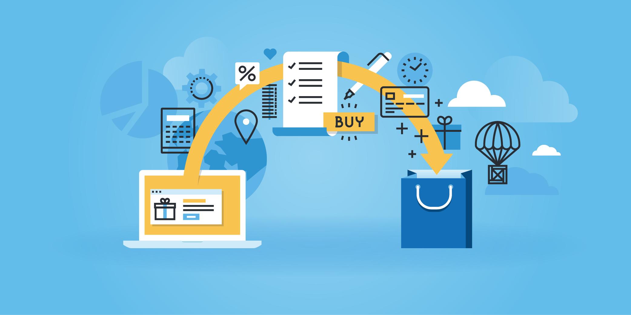 Geförderte Unternehmensberatung Blueberry Power E-Commerce