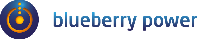 Blueberry Power Logo