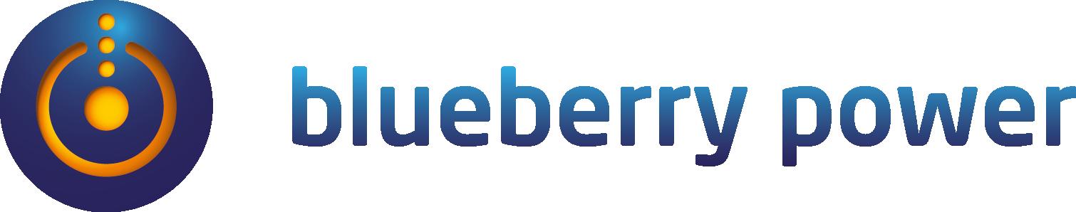 Blueberry Power Retina Logo